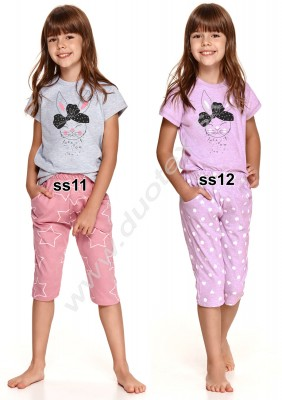 Dievčenské pyžamo Beki2214-1