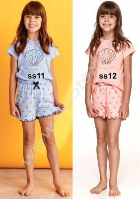Dievčenské pyžamo Klara2388-1