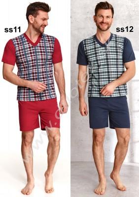 Pánske pyžamo Roman001