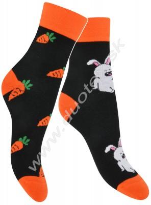 Pánske ponožky Skarpol-080-mrkva