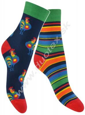 Pánske ponožky Skarpol-080-kohut