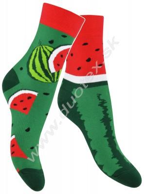 Ponožky Skarpol-080-melon