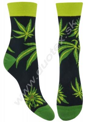 Pánske ponožky Skarpol-080-maryska