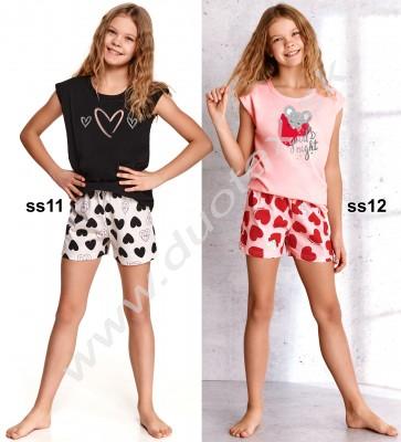 Dievčenské pyžamo Eva2305-1