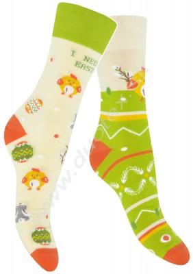 Dámske ponožky More-078A-036