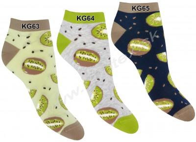 Dámske ponožky Steven-114-63