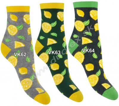 Vzorované ponožky Steven-159-62