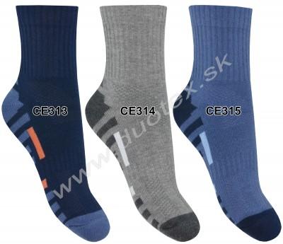 Detské ponožky Steven-014CH-313