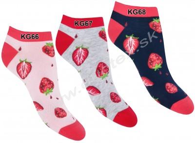 Členkové ponožky Steven-114-66