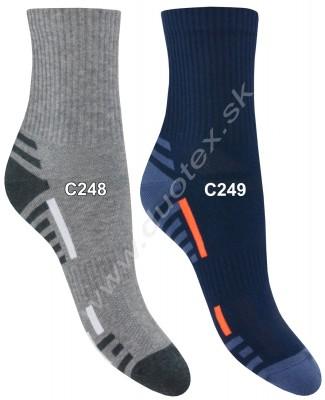 Bavlnené ponožky Steven-022-248