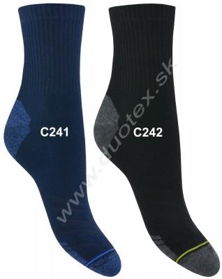 Bavlnené ponožky Steven-022-241