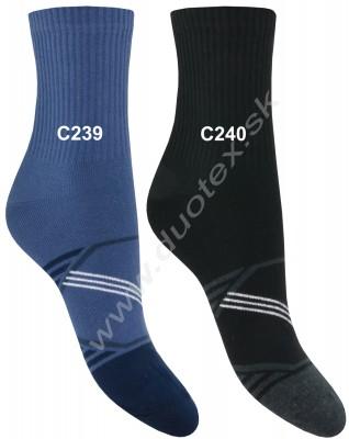Bavlnené ponožky Steven-022-239