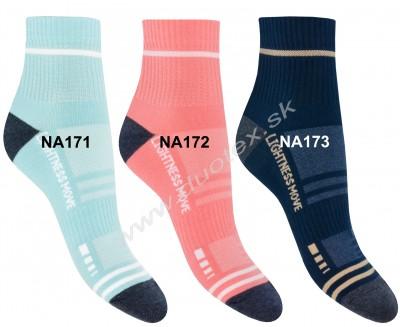 Bavlnené ponožky Steven-026-172