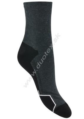 Bavlnené ponožky Steven-022-236