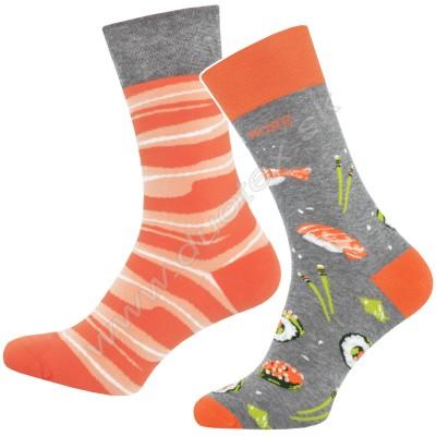 Veselé ponožky More-079A-038