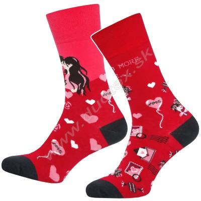 Veselé ponožky More-079A-034