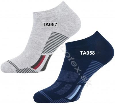 Členkové ponožky Steven-101-057