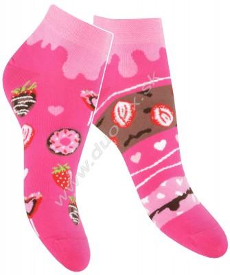 Dámske ponožky More-034A-010