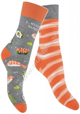 Veselé ponožky MOre-078A-034