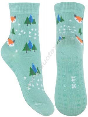 Protišmykové ponožky w24.36p-vz.297