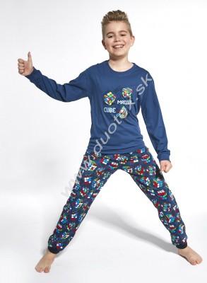 Chlapčenské pyžamo Cornette-593-CubeMast