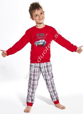 Chlapčenské pyžamo Cornette-593-Cabrio