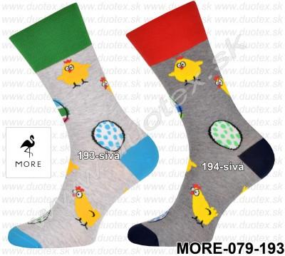 Pánske ponožky More-079-193