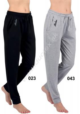 Teplákové nohavice Riana