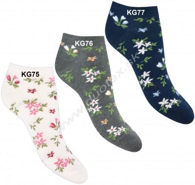 Členkové ponožky Steven-114-75