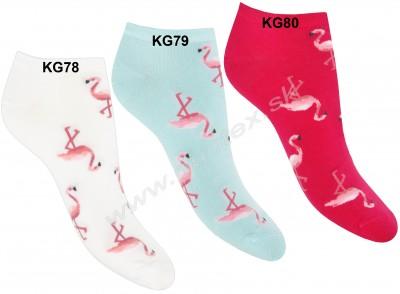 Dámske ponožky Steven-114-79
