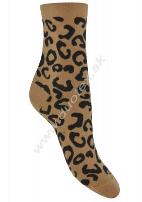 Vzorované ponožky Steven-099-680