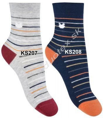 Detské ponožky Steven-138-207