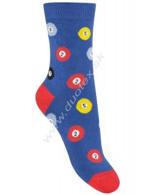 Vzorované ponožky w44.p01-vz.394