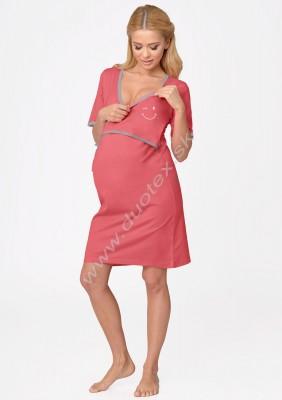 Tehotenská nočná košeľa Asia130