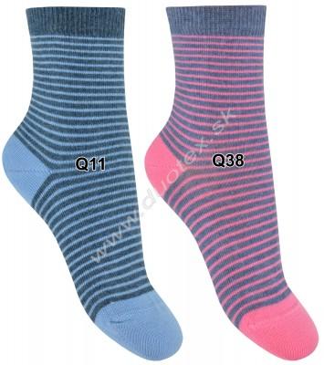Detské ponožky w24.01p-vz.756