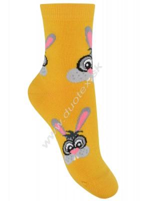 Vzorované ponožky w44.01p-vz.270