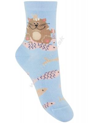 Dámske ponožky w84.01p-vz.239