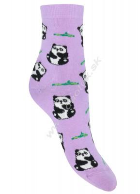 Dámske ponožky w84.01p-vz.265