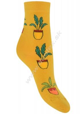 Dámske ponožky w84.01p-vz.268