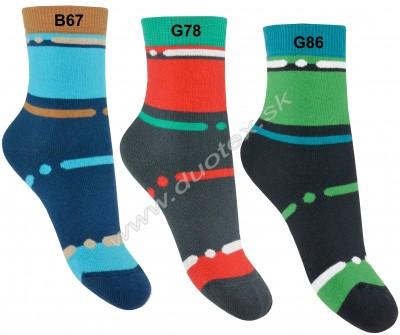 Detské ponožky g24.n10-vz.708