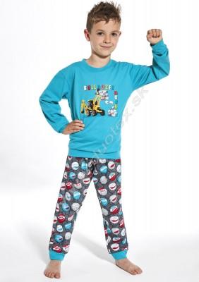 Chlapčenské pyžamo Cornette-593-Caps
