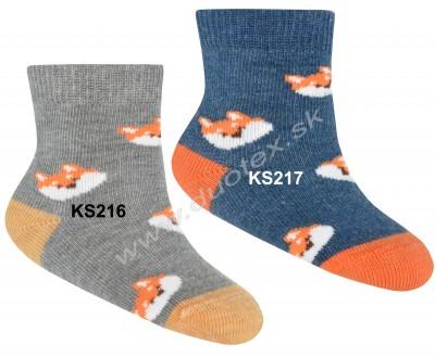 Detské ponožky Steven-138-216