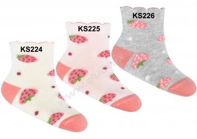 Detské ponožky Steven-138-224