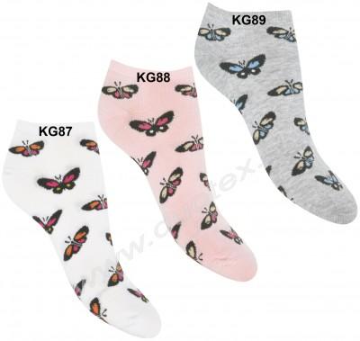 Členkové ponožky Steven-114-87