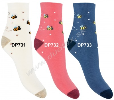 Vzorované ponožky Steven-099-731