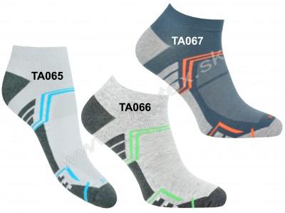Členkové ponožky Steven-101-066