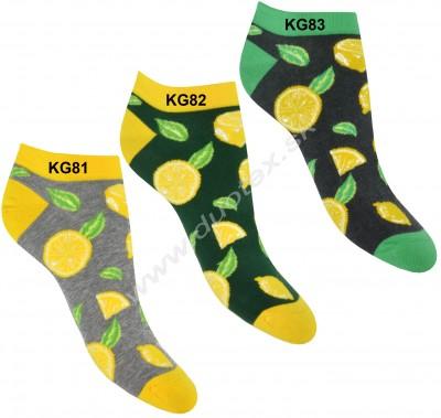 Členkové ponožky Steven-114-81