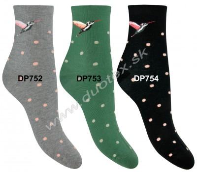 Vzorované ponožky Steven-099-752
