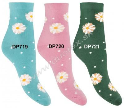 Vzorované ponožky Steven-099-719