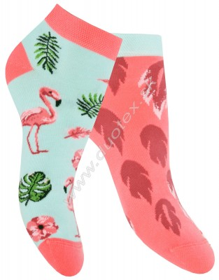 Dámske ponožky More-034A-013